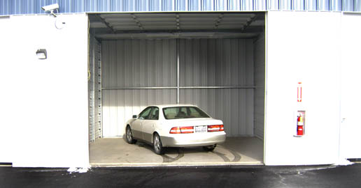 Automotive parking ABC Mini Storage