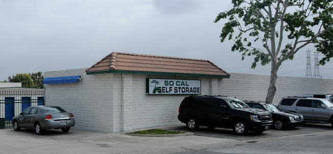 Loma Linda CA SoCal Self Storage