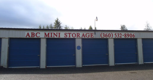 ABC Mini Storage Units in Aberdeen