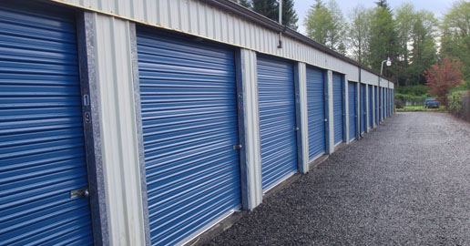 Storage units in Aberdeen WA