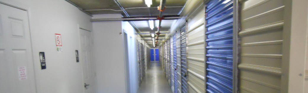 Self storage in Yuma has indoor units