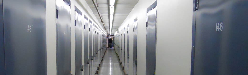 Self storage in Tucson offers a variety of sizes of units.