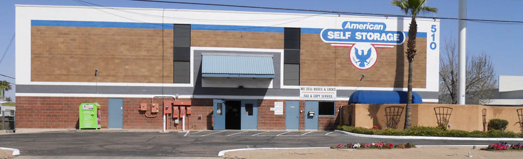 Learn more about self storage units for rent in Tucson, AZ