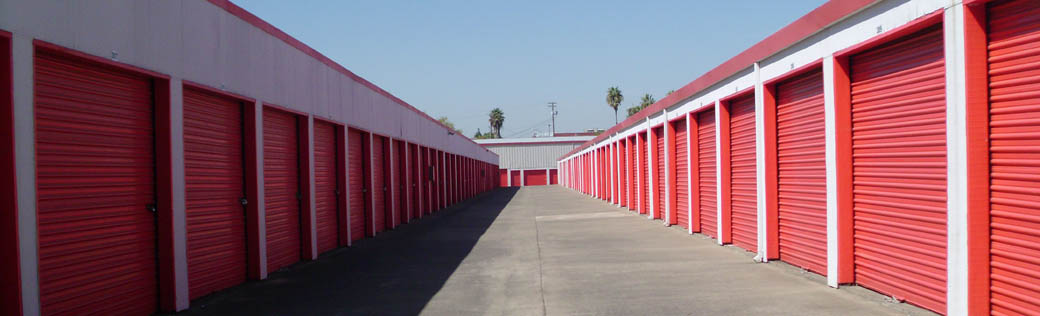Sacramento self storage has large units available for rent