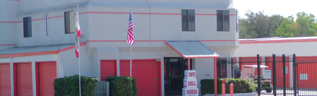 Learn more about our Sacramento self storage facility