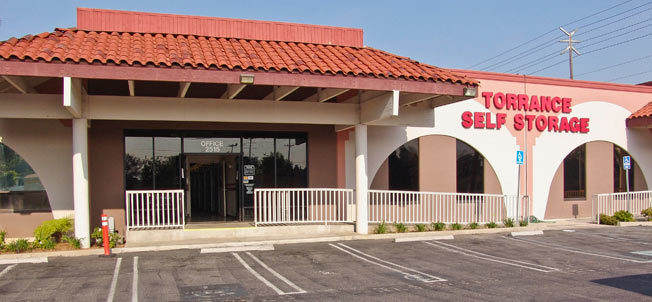 Torrance, CA Self Storage units