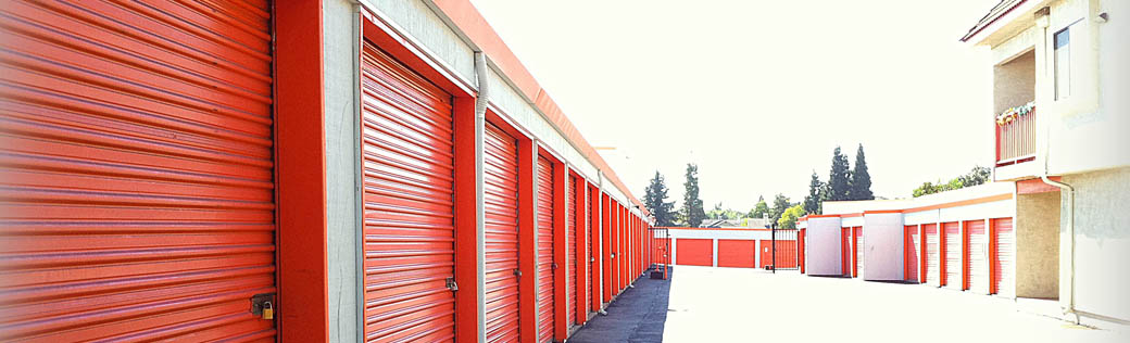 Orangevale self storage offers large units for storage