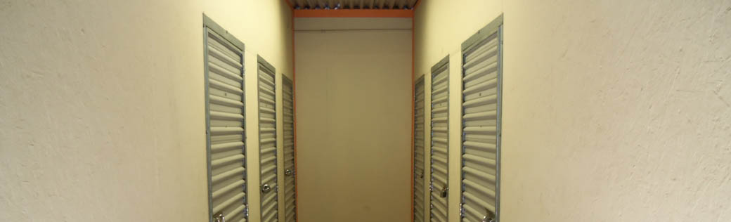 Learn more about small, interior storage units for rent in Folsom