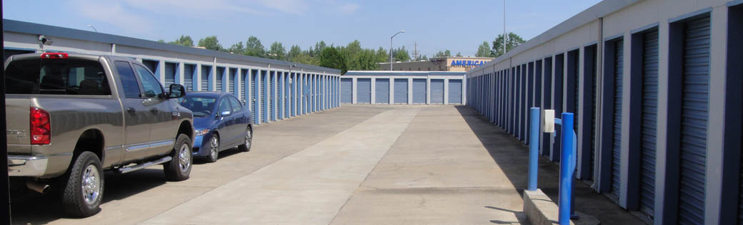 Medium storage units are available at Rancho Cordova self storage