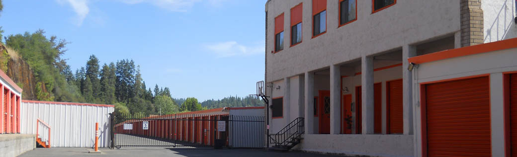 Welcome to self storage in Placerville, CA