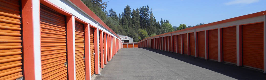 Learn more about self storage units for rent in Placerville.