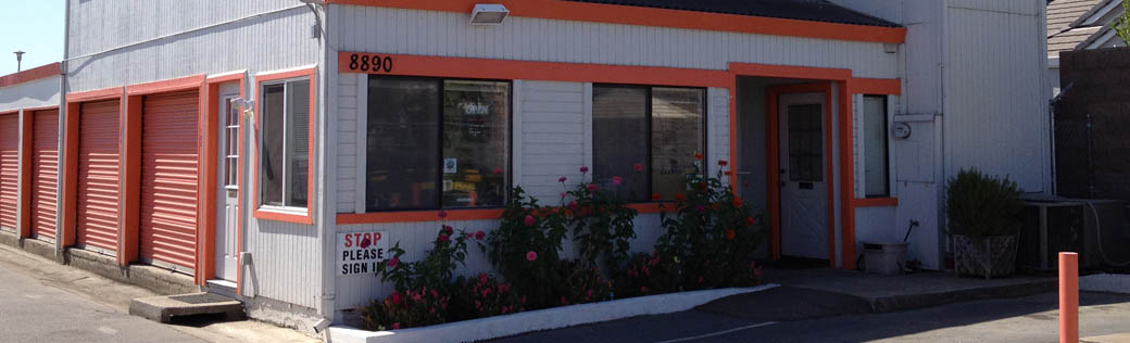 Get more information in the office at self storage in Elk Grove.