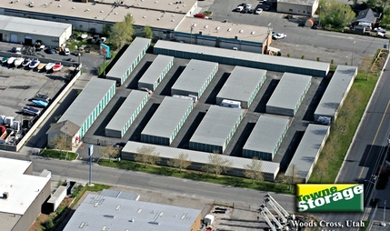 Aerial 5 2010 sm Woods Cross Self Storage