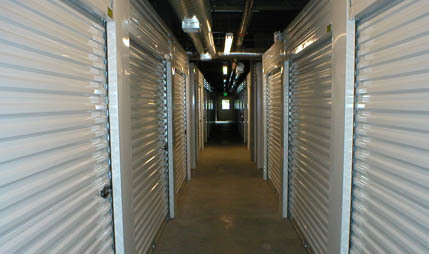 Towne hallway Woods Cross Self Storage