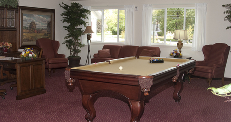 16 billiards resized Steeplechase Retirement Residence
