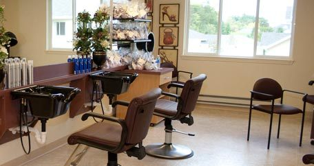 Beauty salon Rosewood Estates