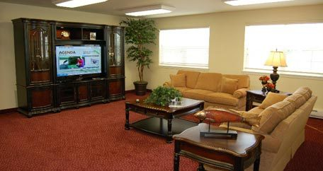 Tv entertainment room Rosewood Estates