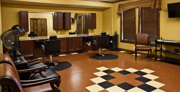 Salon Lakeview at Josey Ranch