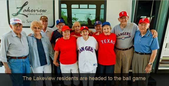 Rangers game ljr Lakeview at Josey Ranch