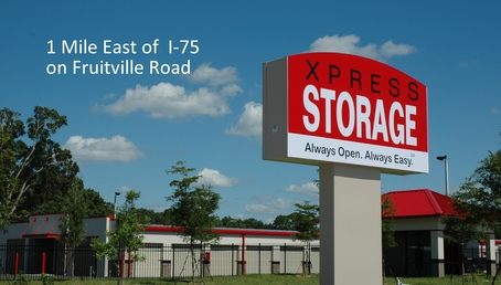 Fruitville road xpress storage