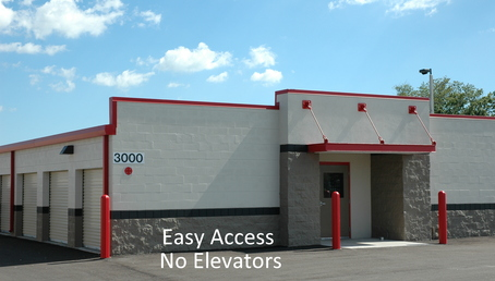 Xpress storage no elevators