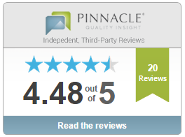 Pinnacle Quality Insight Badge