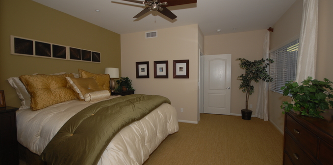 Bedrooms 5 Plaza Village Senior Living