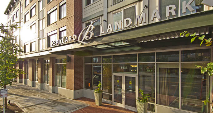 Independent living in seattle washington at The Ballard Landmark at GenCare Community