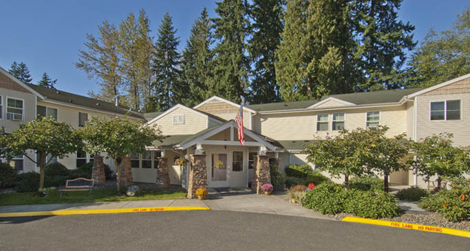 Senior living washington GenCare Granite Falls at The Village