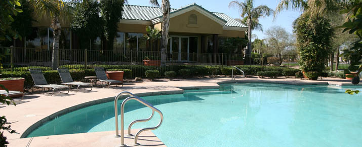 Mesa apartments for rent at Lakeview at Superstition Springs