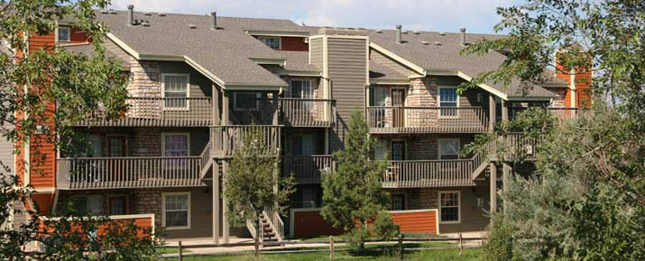 Aurora Colorado's Silverbrook apartments now renting