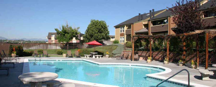 Rent in Thronton Colorado's  Montair Apartment Homes