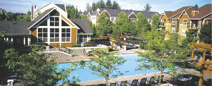 rent at Hillsboro Oregon Rock Creek Landing apartments