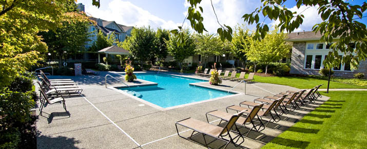 Seneca Village Apartments, Hillsboro Oregon