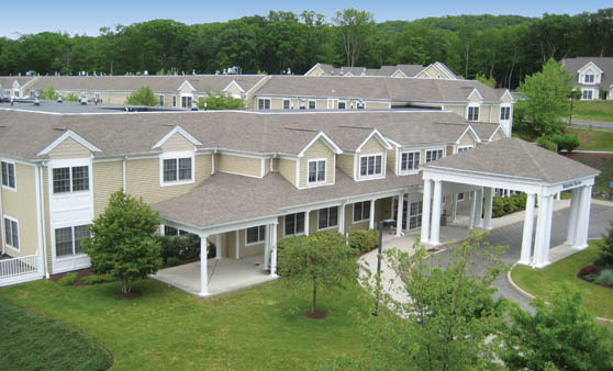 Connecticut respite care at Ridgefield Crossings