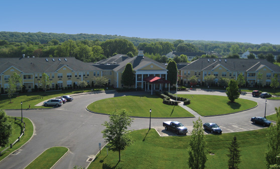 South windsor senior living at The Village at Buckland Court