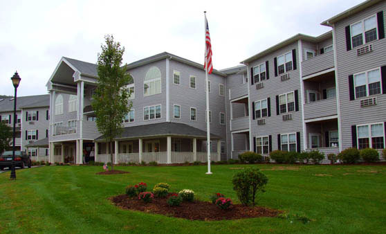 Meriden assisted living at the village at kensington place for Kensington retirement home