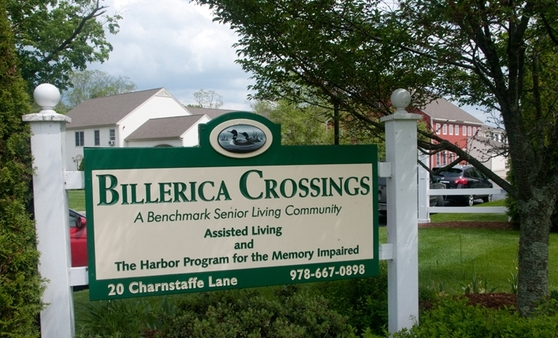 Bx sign2 Billerica Crossing