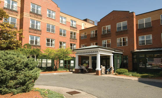 Assisted living in Brighton Massachusetts at Chestnut Park at Cleveland Circle