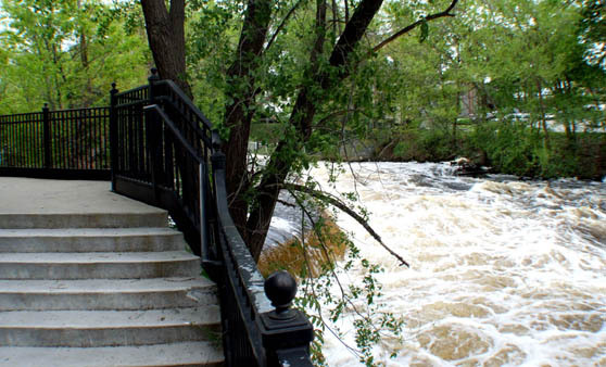 Newton Massachusetts respite care at The Falls at Cordingly Dam
