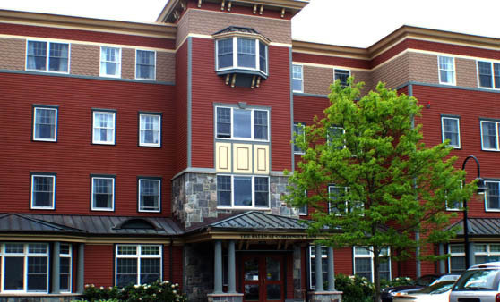 Senior living in Newton, MA at The Falls at Cordingly Dam