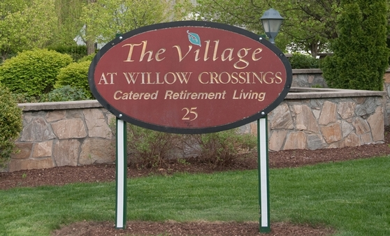 Sign The Village at Willow Crossings