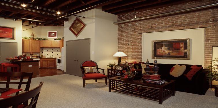 Alexan lofts model 1