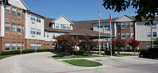 The Arbrook Retirement Living Community offers assisted living options