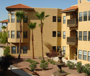 Senior independent living options at Amber Lights in Tucson, Arizona