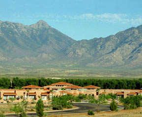 Silver Springs retirement community in Green Valley, AZ