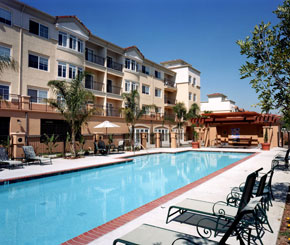The Village at Sherman Oaks assisted senior living community in California