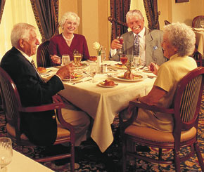 The Carlisle Naples assisted senior living community in Florida