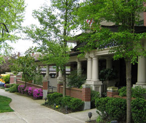 NorthWest Place independent senior living community in Portland, Oregon