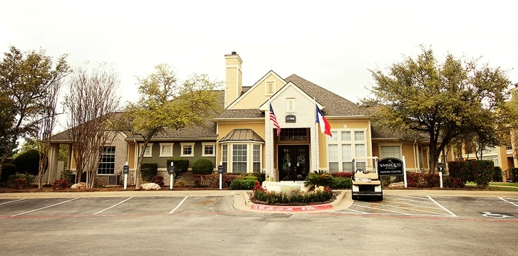 Volente apartments hill country views